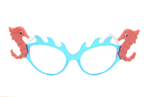 Anglo American Eyewear Fantasy Collection Seahorses, Vintage anglo american eyewear glasses