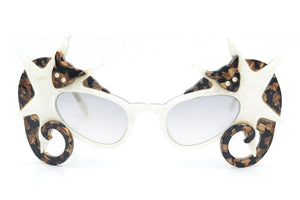 Anglo American Eyewear Fantasy Collection Possums, Vintage Anglo American Eyewear, Dame Edna Everage Glasses