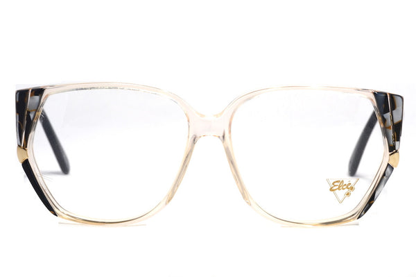 1980's brand new ladies vintage oversized glasses laurie by elce made in france