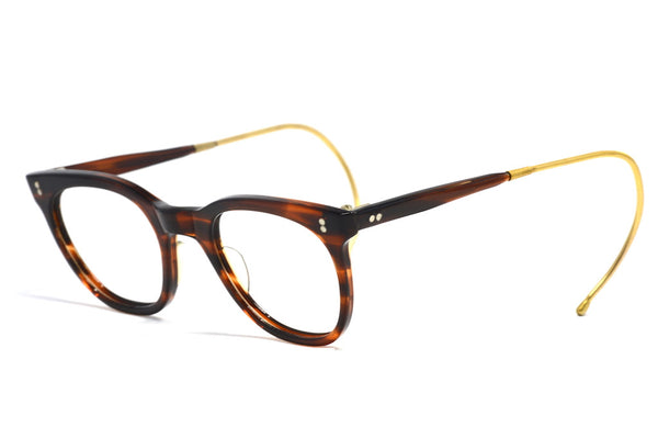 Original vintage 1960's nhs glasses brown tortoiseshell with curl sides