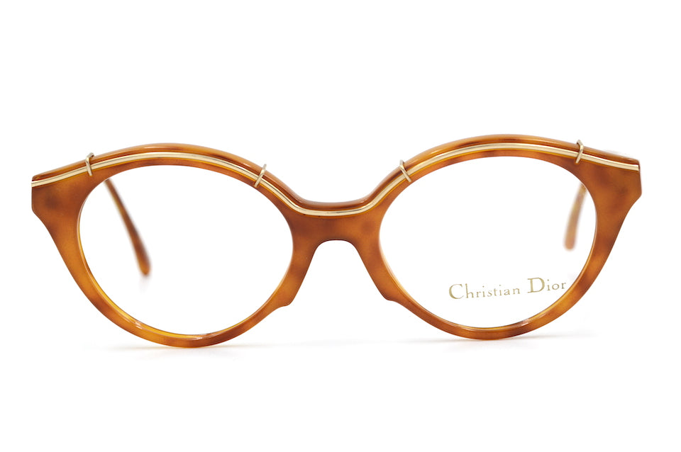 Christian Dior 2576 10 Vintage Glasses. Ladies Vintage Glasses. Designer Vintage Glasses.