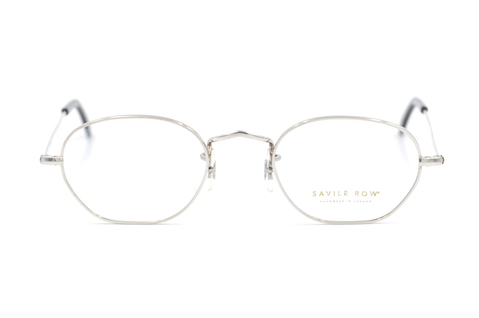The Berkeley by Savile Row. Savile Row Glasses. Savile Row Vintage Glasses. Oval Vintage Glasses. 18KT Gold Filled Glasses.