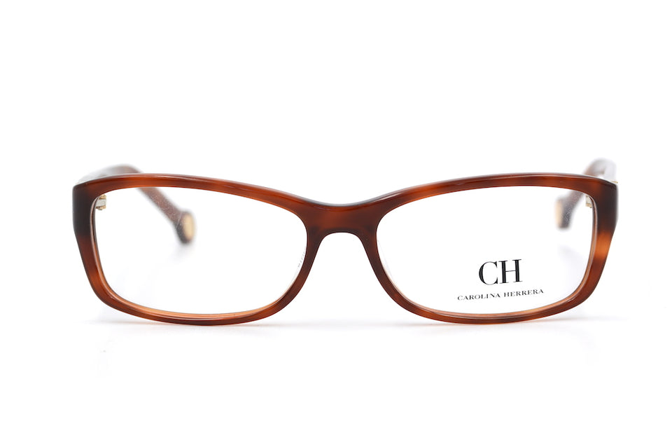 Carolina Herrera VHE553 Glasses. Sustainable Glasses. Buy Glasses Online. Cheap Designer Glasses.