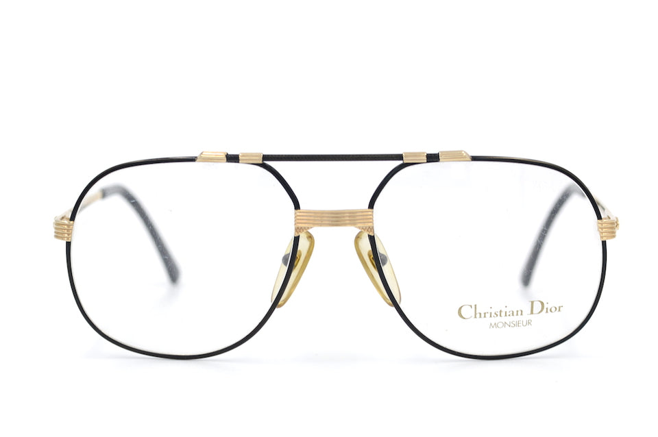 Christian Dior Monsieur 2487 vintage glasses. Mens Christian Dior Glasses. Vintage Christina Dior Monsieur. 1980's Vintage Glasses. Rare Designer Glasses. Sustainable Glasses. Buy Designer Glasses Online.