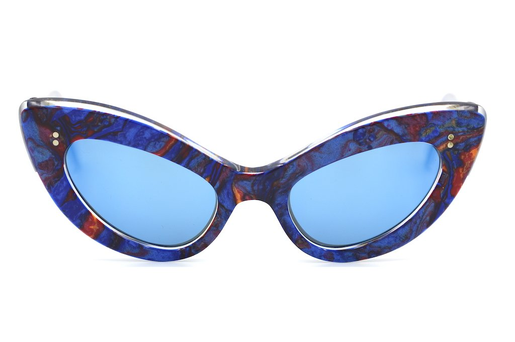 Cutler and Gross 0207 rare vintage sunglasses at Retro Spectacle