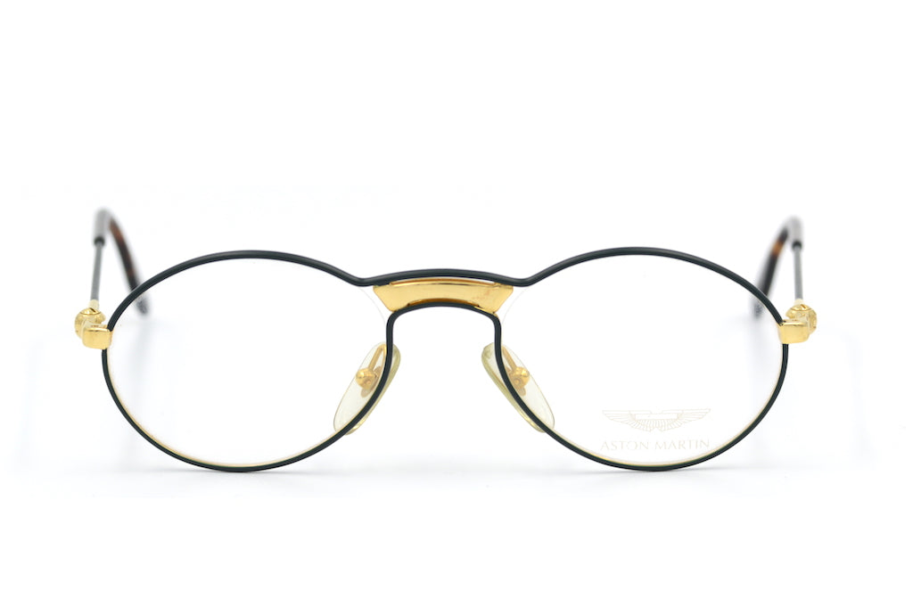 Aston Martin 001 mens vintage glasses at Retro Spectacle