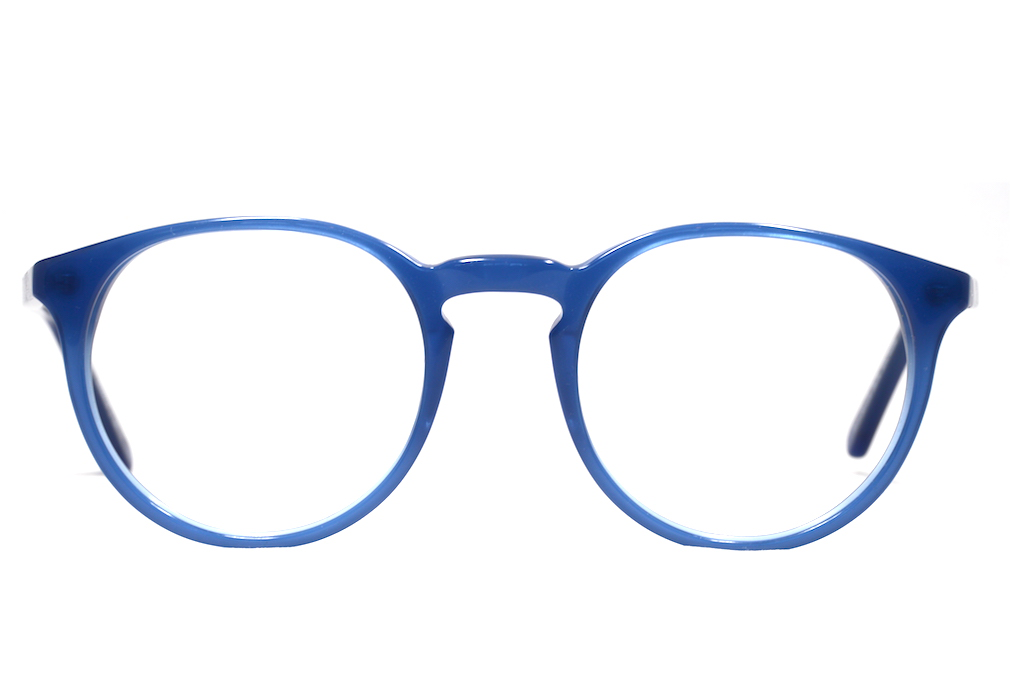 Duffy retro glasses, vintage inspired glasses, cheap vintage glasses, blue retro glasses, blue round glasses