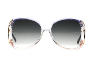 Luxottica 4507 vintage sunglasses, ladies vintage sunglasses, oversized vintage sunglasses