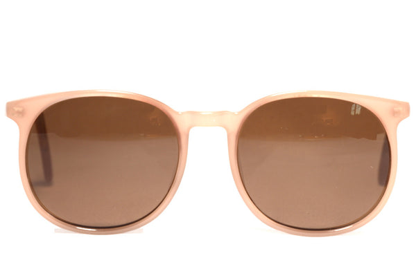 Front view vintage sunglasses Anglo American Eyewear