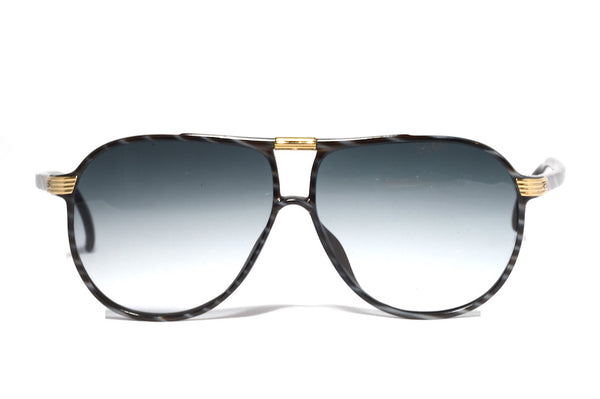 Front view Christian Dior Monsieur 2300 vintage sunglasses