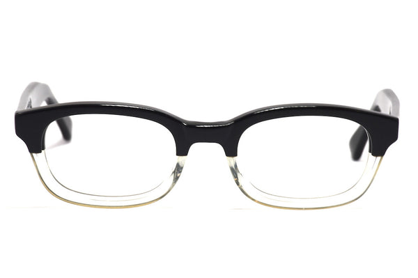 Front View, Byker - Anglo American Optical Vintage Glasses Frame