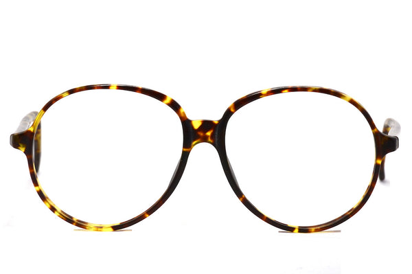 Front View Original Vintage Anglo American Optical 125 vintage glasses