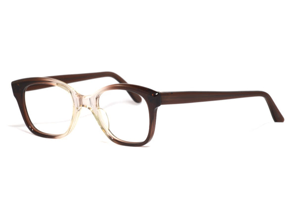 Front/side view Earl Mens Vintage Glasses