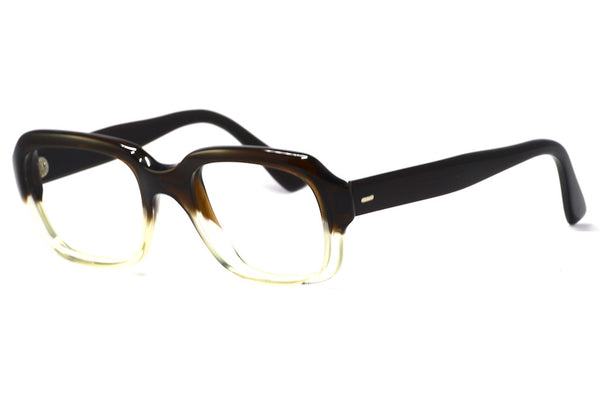 Front/side view Billy 1960's Mens Vintage Glasses Made in England