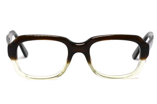 Front view Billy 1960's Mens Vintage Glasses Made in England