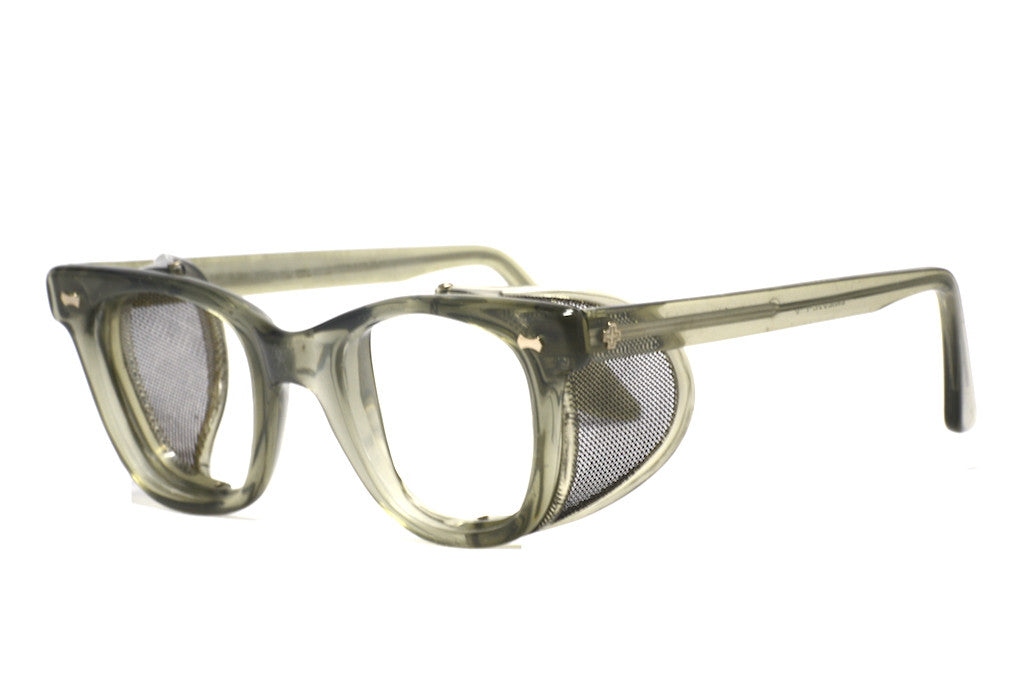 44295830a5 Protector - Steampunk Safety Glasses - Original Vintage Eyewear ...