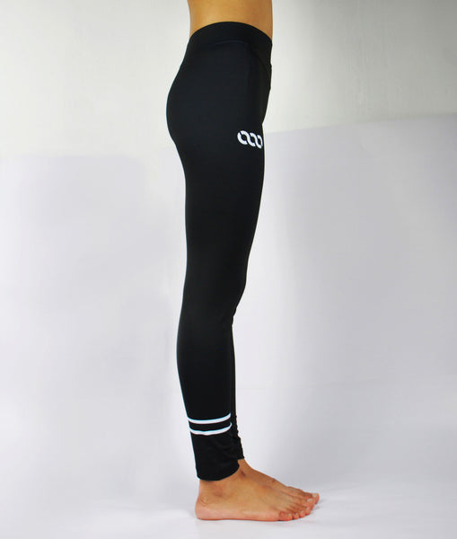 Two Line bottom woman yoga fitness leggings