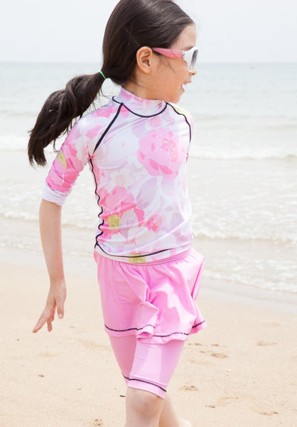 Pantskirt kids rash guard bottom
