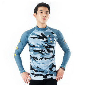 Kamo men's rash guard t-shirt