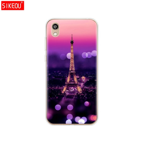 Silicon Case for Honor 8S Case Soft TPU Phone Case For Huawei Honor 8S KSE-LX9 Honor8S 8 S Case Back Cover 5.71'' coque bumper