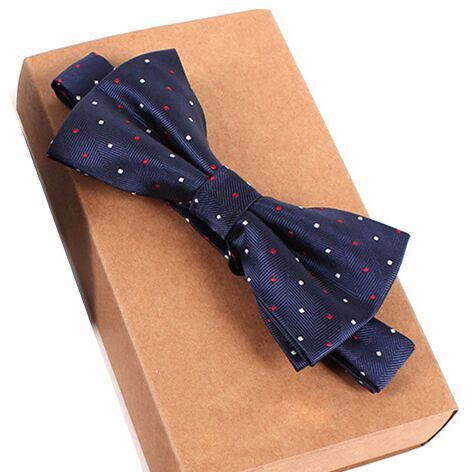 designer tie high quality fashion 2017 man shirt accessories navy bow tie for wedding men wholesale bowtie Party Business Formal