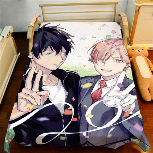 Free Shipping Anime Manga TEN COUNT Bed Sheet 150*200cm Bedsheet