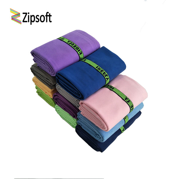 Zipsof Quick Microfiber towels With Bandage Drying Travel Sports Swim Gym Yoga Adults Blanket Spa Bady Wraps Bath towel 2017 New