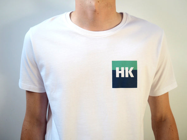 Halfkey Panel Tee - Halfkey Clothing