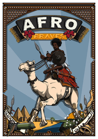 Afro Braves NoReissue