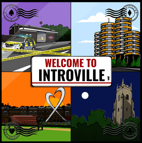 Introville EP Cover