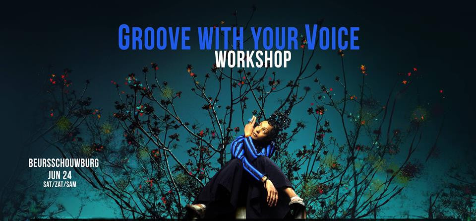 Zap Mama Vocal Groove Workshop BXL