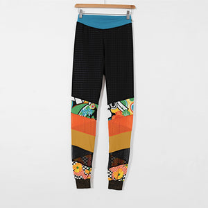 'BLACK PARROT' Legging
