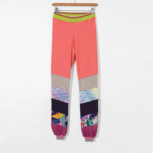 'SHOCKING PINK' Legging