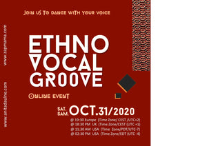 ETHNO VOCAL GROOVE