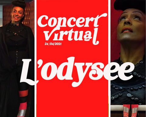 'L' ODYSEE 'VIRTUAL CONCERT