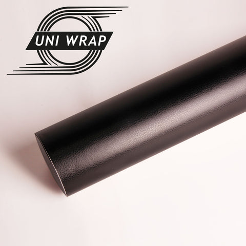 Uni Wrap Leather Vinyl 'Black'