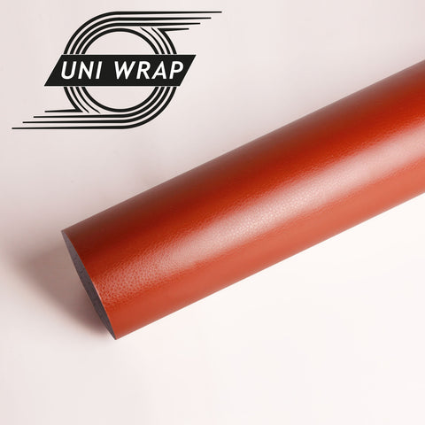 Uni Wrap Leather Vinyl 'Brown'
