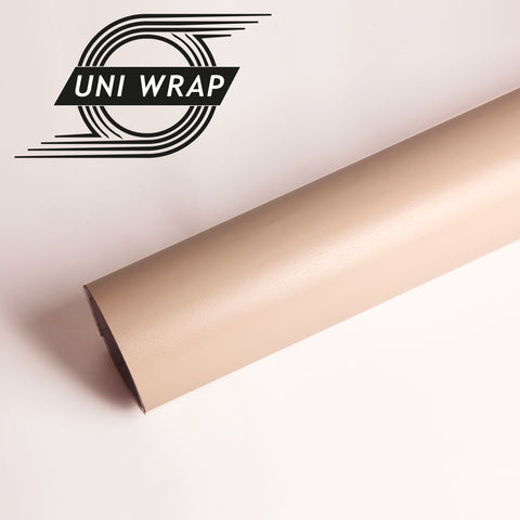 Uni Wrap Leather Vinyl 'Cream'