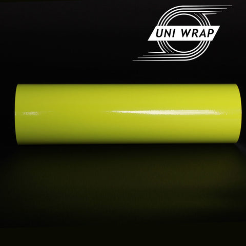 Uni Wrap Gloss Vinyl 'Fusion Green'