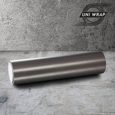 Uni Wrap Matte Metallic Vinyl 'Grey'
