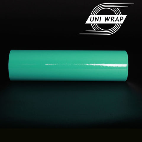Uni Wrap Gloss Vinyl 'Lake Blue/Green'