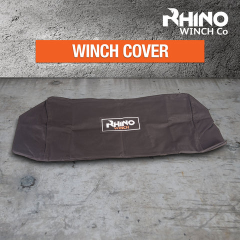 Rhino Winch Cover