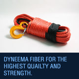 Synthetic Dyneema Rope 13.5mm x 28m