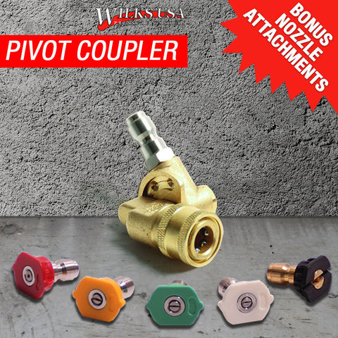 Wilks-USA Pivot Coupler