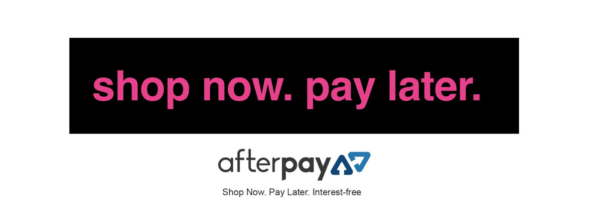 We now have AfterPay - White Light Publishing House