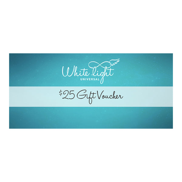 White Light Gift Voucher