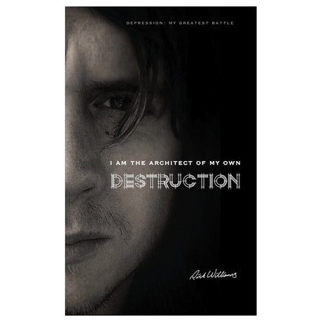 I am the Architect of my own Destruction - eBook
