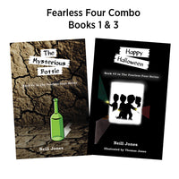 Fearless Four Combos | Neill Jones