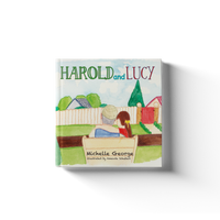 Harold and Lucy | Michelle George - PRE-ORDER