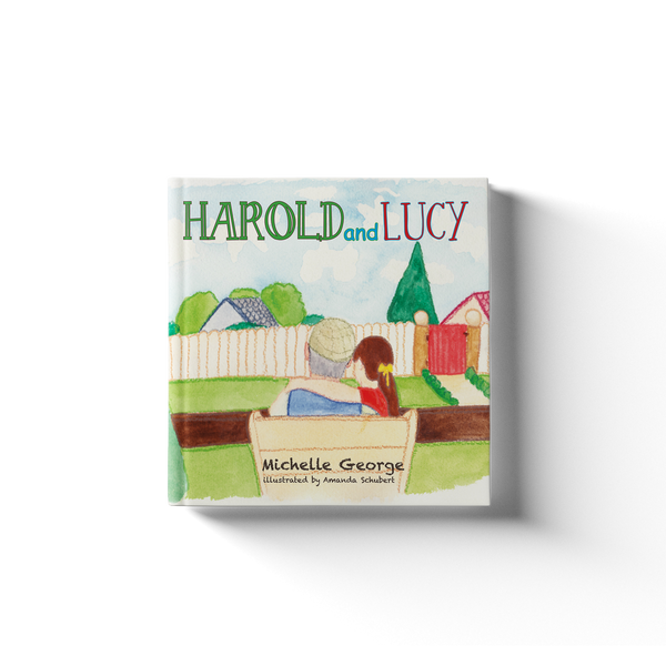 Harold and Lucy | Michelle George